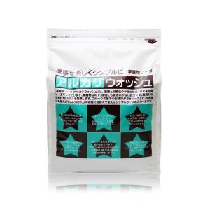 洗濯用洗剤 アルカリウォッシュ 3kg セスキ炭酸ソーダ|shizenkizuna-store
