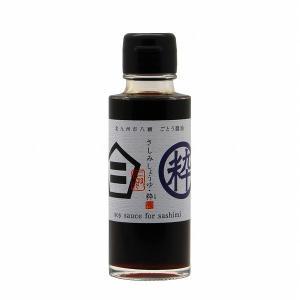 丸大豆再仕込み醤油 粋 100ml|shizenkizuna-store