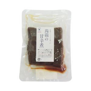 蒟蒻の甘辛煮 100g|shizenkizuna-store