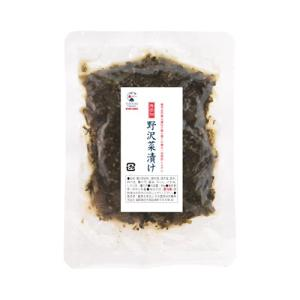 野沢菜漬け 100g|shizenkizuna-store