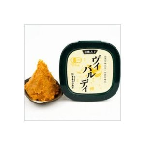麹菌が生きてる生味噌!「国産みそヴィバルディ600g」|shizenkizuna-store