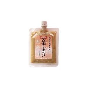 自然栽培のお米と水のみで作った玄米甘酒(すりタイプ)250g shizenkizuna-store