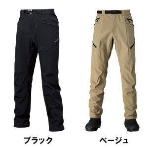 シマノ 防風ストレッチパンツ 【PA-045N】|shizenmankituya