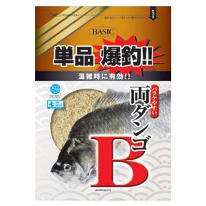 バリバス BASIC 単品爆釣!!両ダンゴB 400g|shizenmankituya