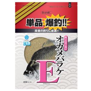 バリバス BASIC 単品爆釣!!オカメバラケE 750g|shizenmankituya