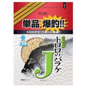 バリバス BASIC 単品爆釣!!トロロのバラケJ 500g|shizenmankituya