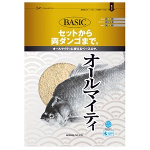 バリバス BASIC オールマイティ 490g|shizenmankituya