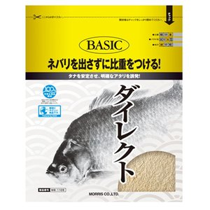 バリバス BASIC ダイレクト 400g|shizenmankituya