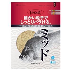 バリバス BASIC ミッド 530g|shizenmankituya