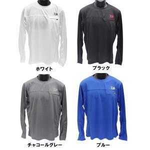 ダイワ ロングスリーブシャツ 【DE-8205】|shizenmankituya