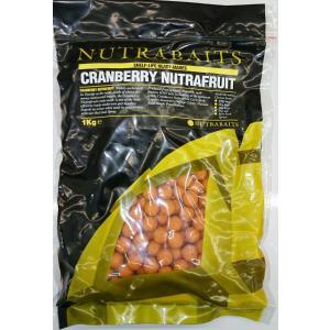 鯉釣りエサ NUTRABAITS cranberry nutrafruit ニュートラベイツ ボイリー15mm 1kg (クランベリーニュートラフルーツ)|shizenmankituya