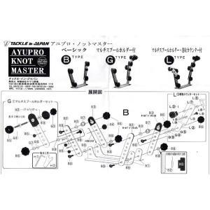 タックルインジャパン アユプロ・ノットマスター Bタイプ-|shizenmankituya|04