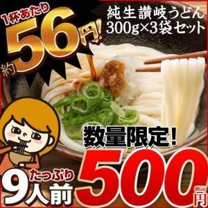 うどん 讃岐うどん 6人前セット 720g(240g×3) ...
