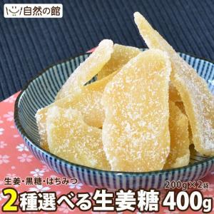 価格・送料改定 送料無料 生姜 4種から選べる 生姜糖 2個セット