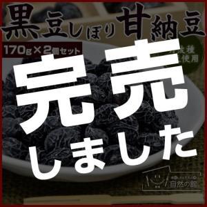 価格・送料改定 送料無料 甘納豆 丹波種 黒豆甘納豆170g×2 おつまみ お茶請け