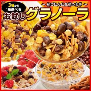 グラノーラ 3種類からお好きに選べるグラノーラ [ フルーツグラノーラ ナッツ&フルーツグラノーラ フルグラ 小倉のーら ]|shizennoyakata