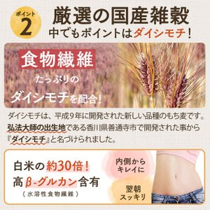 米 雑穀 雑穀米 国産 未来雑穀 21+マンナ...の詳細画像5