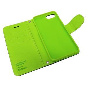iphone8 iPhone7 専用 手帳型 シンプル ケース カバー 2WAYストラップ付 カード収納あり 全3色 アイフォン8 7 iphone 8 7 保護ケース iphone7 手帳ケース shizukawill 07