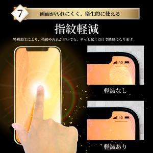 iphone 保護フィルム iPhone8 iPhone7 XR XS MAX 7 Plus ガラスフィルム 日本製旭硝子 硬度9H アイフォン6 6s iPhoneX SE 5s 5 防指紋 アイフォン8 7 フィルム|shizukawill|10