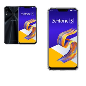 ASUS Zenfone 5 ZE620KL ケース TPU 高透明 耐衝撃 衝撃吸収 ストラップ付 Zenfone5 ZE620KL ソフト クリア ケース カバー|shizukawill|05