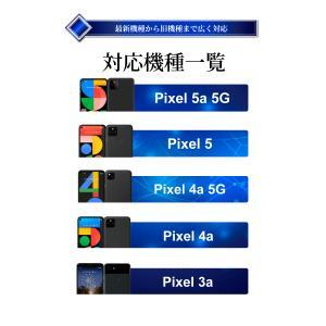 Google Pixel3a 目に優しい ブルーライトカット フルカバー フィルム 日本旭硝子 硬度9H ピクセル 3a ガラスフィルム ドコモ ピクセル3a Pixel 3a 保護 黒色 shizukawill 02