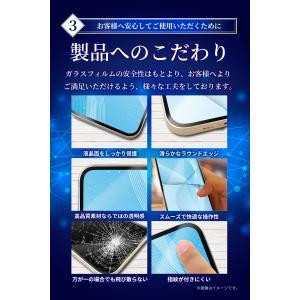 Google Pixel3a 目に優しい ブルーライトカット フルカバー フィルム 日本旭硝子 硬度9H ピクセル 3a ガラスフィルム ドコモ ピクセル3a Pixel 3a 保護 黒色 shizukawill 05