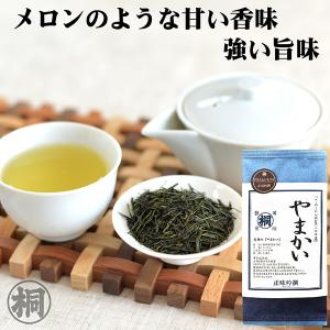 やまかい(山峡) 100g PREMIUM 正味吟撰 天然玉露と呼ばれる幻のお茶 2021年産 お煎茶 シングルオリジン shizuokahagiricha