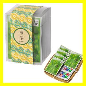 静岡本山茶&水出し茶 一煎パック7袋詰合せ/贈り物プチギフト|shizuokaochaya