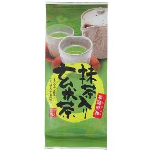 抹茶入り玄米茶 200g|shizuokaochaya
