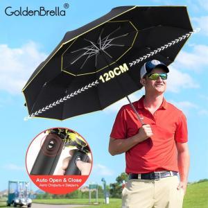 ゴルフ 傘 折り畳み 大サイズ アンブレラ ファッション スポーツ