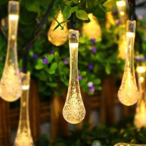 ガーデンライト おしゃれ ソーラー 30LED 明るい Garden light sho-bai