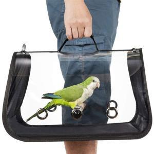 鳥 ケージ 持ち運び 鞄 鳥かご バッグ cage