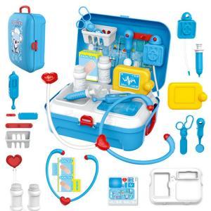 お医者さんごっこおもちゃ セット 本格的 知育玩具 子供|sho-bai