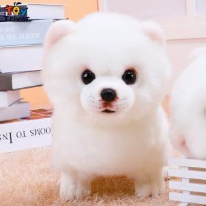 ポメラニアン ぬいぐるみ 犬 グッズ クッション わんちゃん アニマル 動物 かわいい|sho-bai