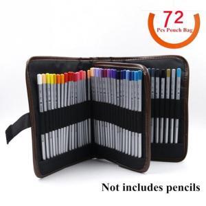 色鉛筆 収納 ケース ホルダー 72本 ペンケース ペンシル