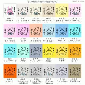 名入れ 頑張れ!(A)Tシャツ 大きいサイズXXL・XXXL 頑張る方に 応援メッセージ  必勝 受験 試験  運動会 体育祭 クラスTシャツ ウサギ ゆるキャラ プレゼント|sho-koma|03
