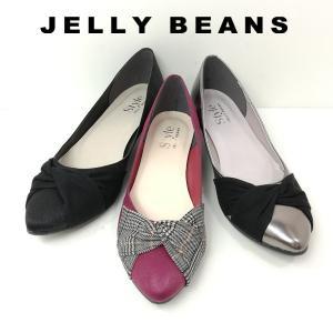 ジェリービーンズ JELLY BEANS ターバンリボン パンプス レディース 2123-100-440-550|shobido