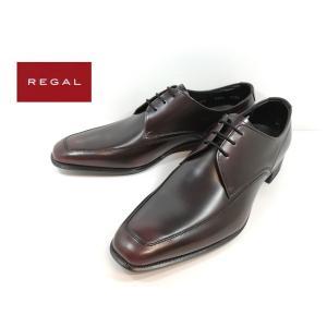 リーガル REGAL 靴 ワイン Uチップ メンズ 727R AL-440|shobido
