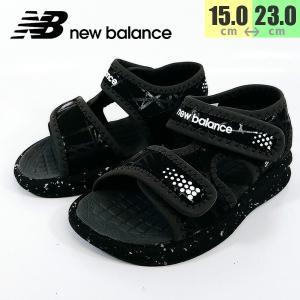 ニューバランス NEW BALANCE キッズ サンダル 男の子 2031 K2031BKW|shobido