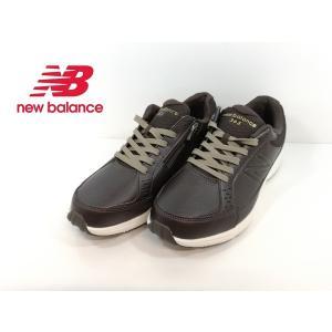 ニューバランス NEW BALANCE ウォーキング ファスナー メンズ MW363BK4|shobido