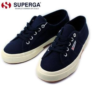 ↓SUPERGA スペルガ カジュアル スニーカー 靴 レディース 2750 10-2750NVY|shobido