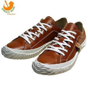 スピングルムーブ SPINGLE MOVE レザー ローカット スニーカー 靴 メンズ SPM110-300|shobido