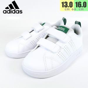 アディダス adidas バルクリーン2 インファント 男の子 女の子 靴 子供 AW4889|shobido