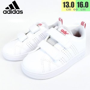 アディダス adidas バルクリーン2 インファント 女の子 靴 子供 BB9980|shobido