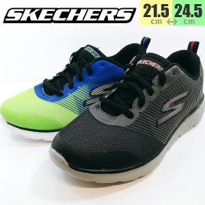 スケッチャーズ 男の子 ひも靴 運動会 通学靴 子供 97684 GORUN400|shobido