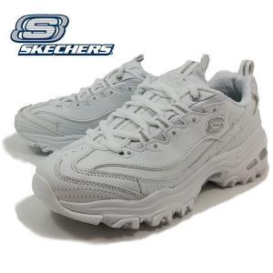 スケッチャーズ ウィメンズ ホワイト 靴 11931-905|shobido