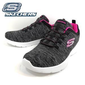 スケッチャーズ ダイナマイト20 ブラック/ピンク 靴 レディース 12965-107 20|shobido