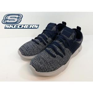 スケッチャーズ ネイビー 靴 メンズ 52942-615|shobido