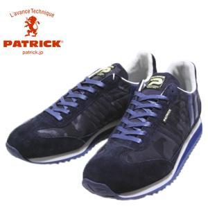 パトリック PATRICK マラソン カモ ジャガード 靴 メンズ 530822-610|shobido
