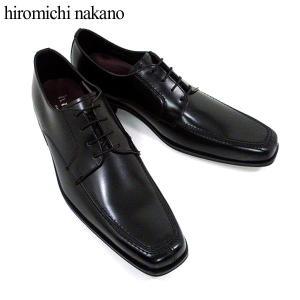 ↓ ヒロミチナカノ ビジネスシューズ 靴 メンズ 129H-10|shobido